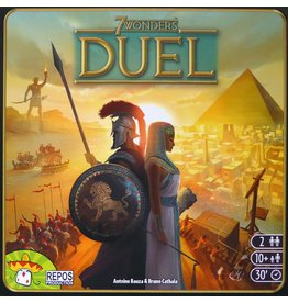 Repos production 7 Wonders - Duel (FR)