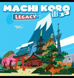 IDW Games Machi Koro Legacy Edition (EN) PRECOMMANDE