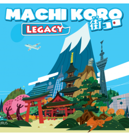 IDW Games Machi Koro Legacy (EN)