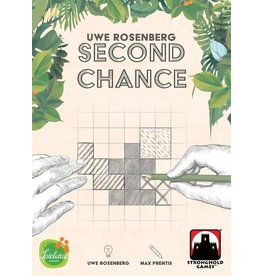 Stronghold Games jeu board game Second Chance (EN)