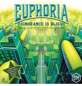 Stonemaier Games jeu board game Euphoria - Ignorance is Bliss (EN)