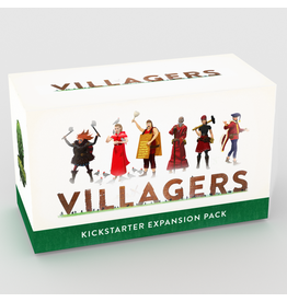 Sinister Fish Games Villagers - Expansion pack (EN)