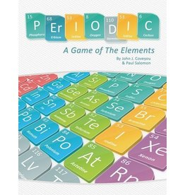 Genius games Periodic - A Game of the Elements (EN) PRECOM.
