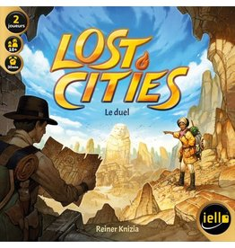 Iello jeu board game Lost Cities - Le duel (FR)