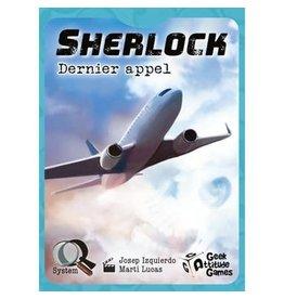 Geek Attitude games Q sys Sherlock - Dernier Appel (FR)