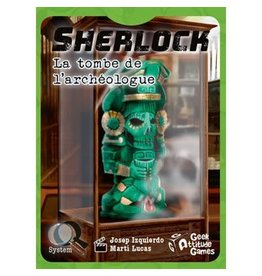 Geek Attitude games Q sys Sherlock - La Tombe de l'Archéologue (FR)