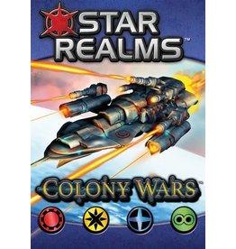 Iello jeu board game Star Realms - Colony Wars (FR)