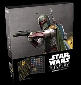 Fantasy Flight Games Star Wars Destiny - Boba Fett binder