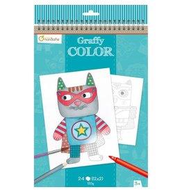 Lamarche Graffy Color - Doudous