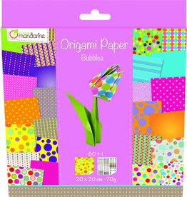 Lamarche Origami Papiers Bubbles