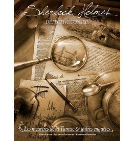 SPACE COWBOYS Sherlock Holmes: Les meurtres de la Tamise (FR)
