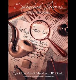 SPACE COWBOYS Sherlock Holmes - Jack L'Éventreur et Aventures à West End (FR)