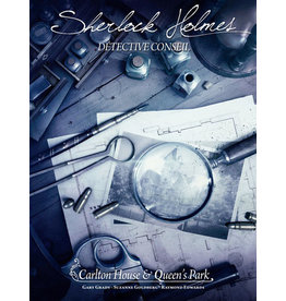 SPACE COWBOYS Sherlock Holmes - Carlton House et Queen's Park (FR)