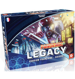 Z-man games Pandemic Legacy Blue (FR)