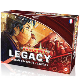 Z-man games Pandemic Legacy - Saison 1 Red (FR)