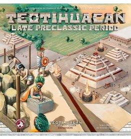 Board&Dice Teotihuacan - Late Preclassic Period (EN)