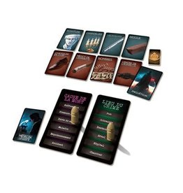 Iello jeu board game CS Files (FR)
