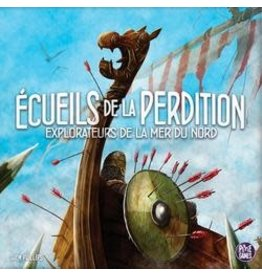 Pixie games Explorateurs de la Mer du Nord - Écueils de la perdition