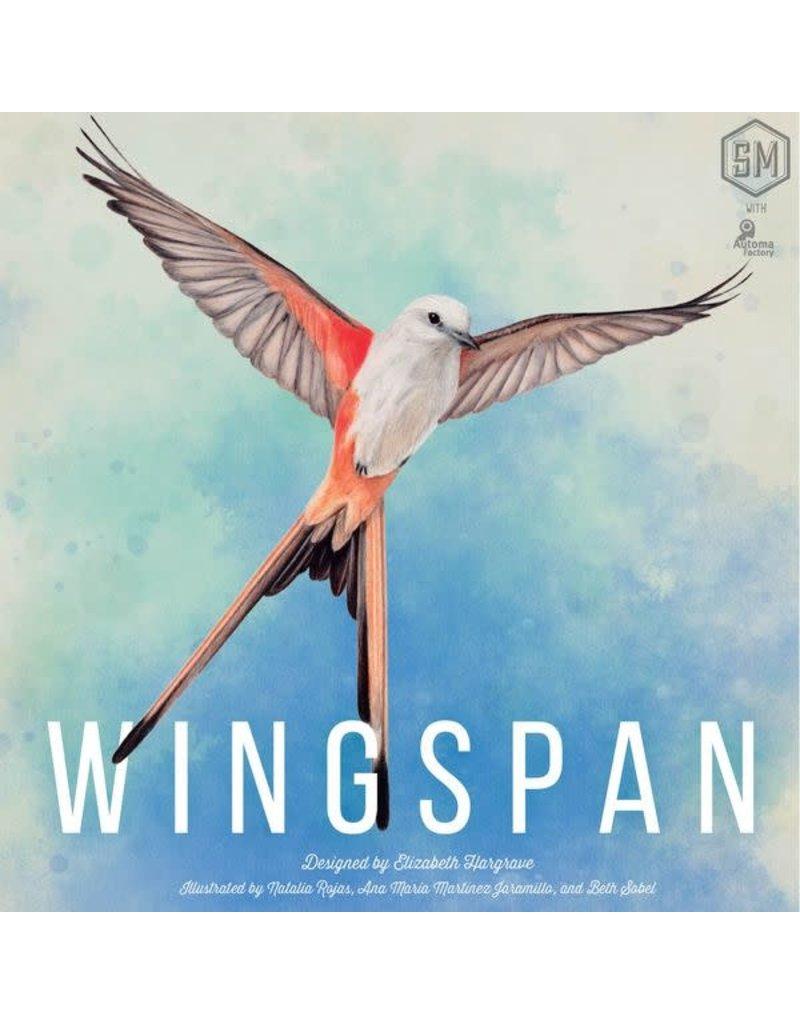 Stonemaier Games jeu board game Wingspan w-swift-start (EN)