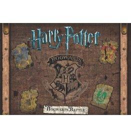 USAOPOLY Harry Potter Hogwart's Battle (FR) PRÉCOMMANDE
