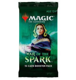 Wizards of the Coast MTG War of the Spark Booster pack (EN)