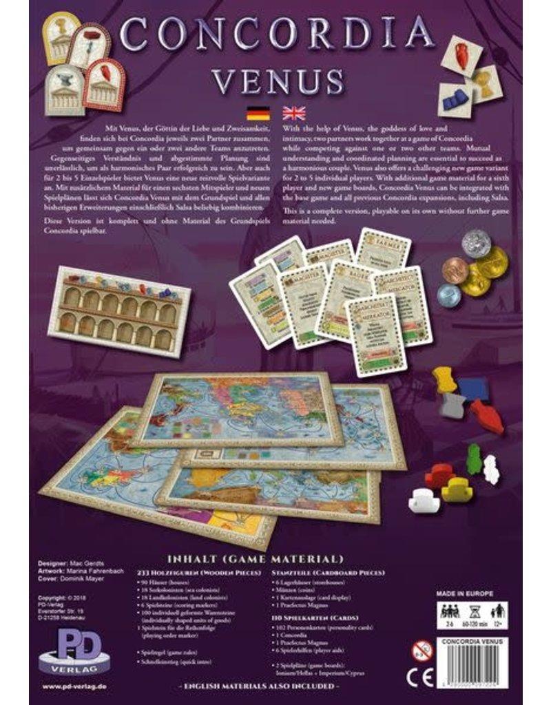 Rio Grande Games Concordia Venus (EN)