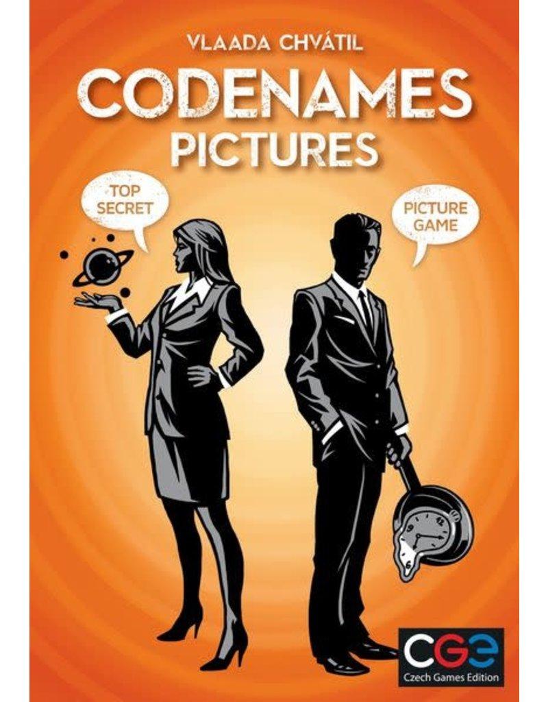 Czech Games Codenames Pictures (EN)