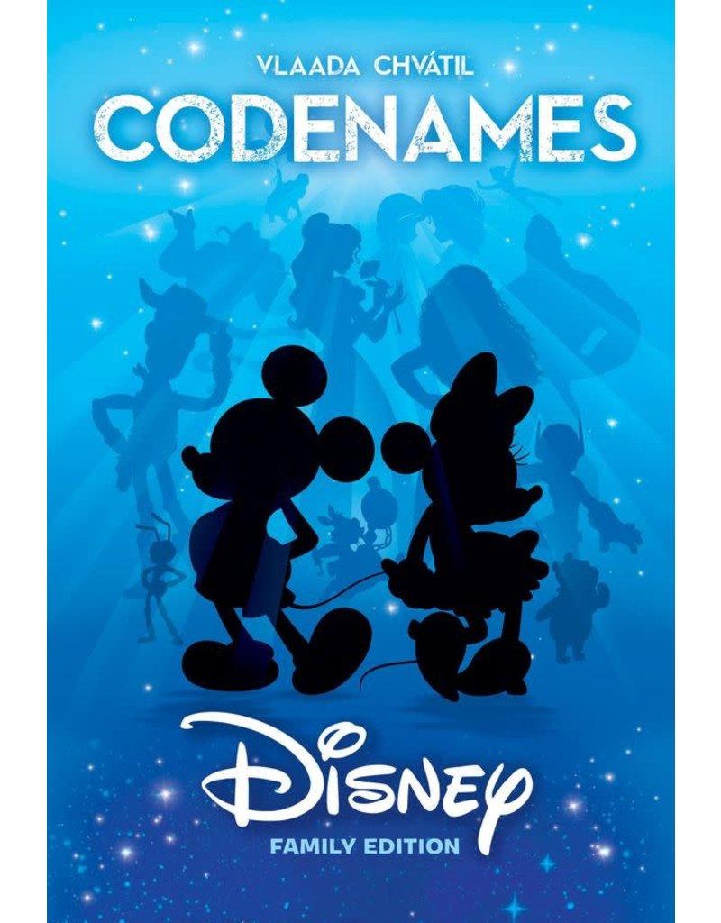 USAOPOLY Codenames Disney (EN)