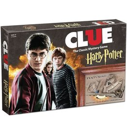 USAOPOLY Clue Harry Potter (EN)