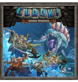 Renegade Game Studios Clank! Sunken Treasure (EN)