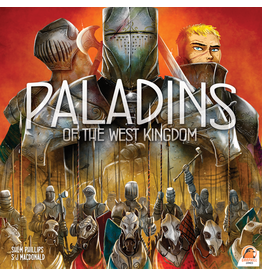 Garphill games Paladins of the West Kingdom (EN)