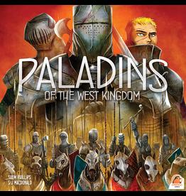 Garphill games Paladins of the West Kingdom PRÉCOMMANDE