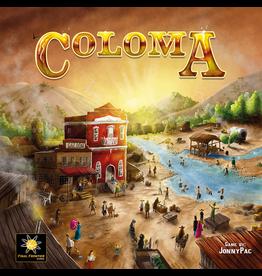 Final Frontier games Coloma Deluxe Kickstarter (EN)