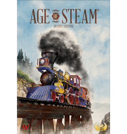 Eagle-Gryphon Games Age of Steam base Deluxe (EN) PRÉCOMMANDE
