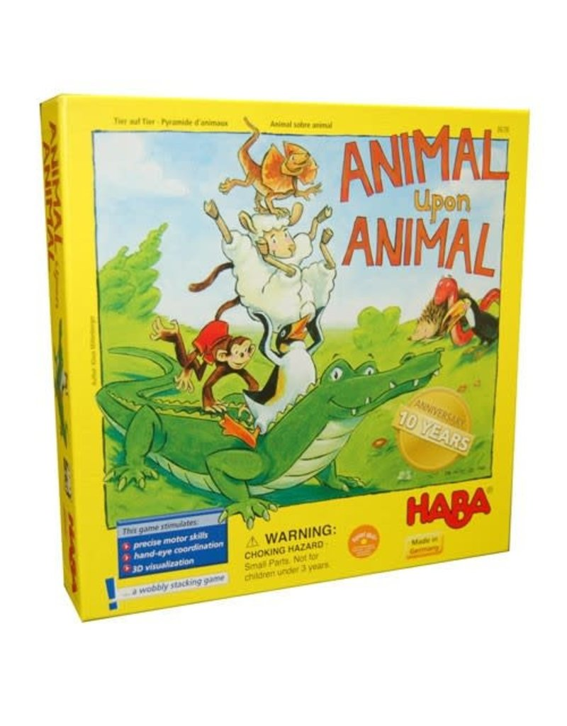 Haba Animal Upon Animal (FR/EN)