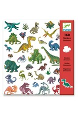 Djeco Autocollants / Dinosaures