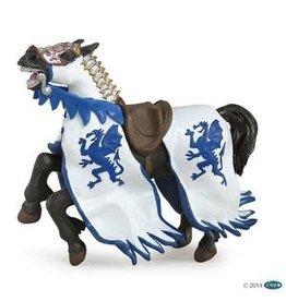 Papo Cheval au dragon bleu
