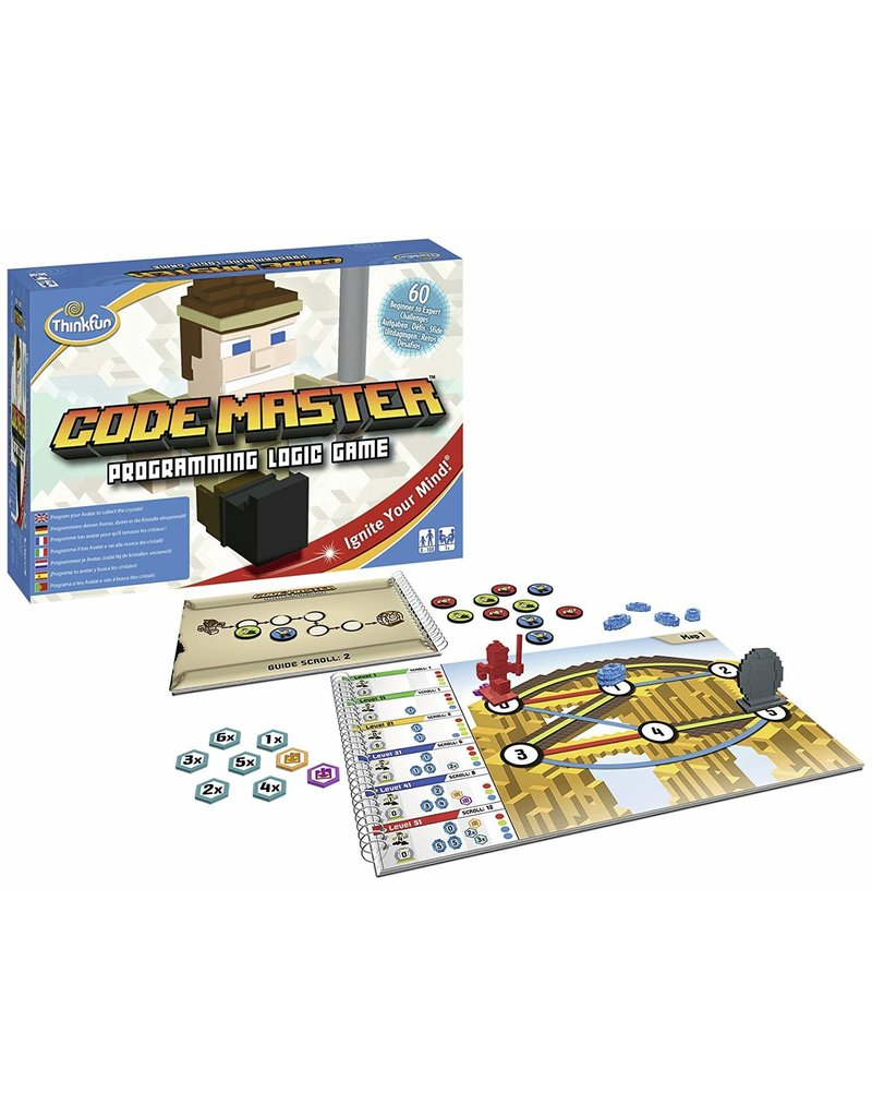 Think Fun Code Master (EN/FR)