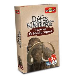 Bioviva Défis Nature / Animaux préhistoriques (FR)