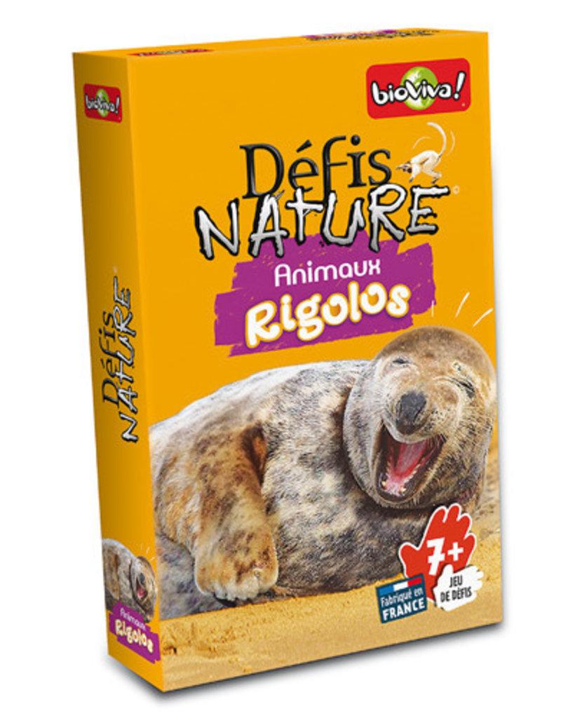 Bioviva Défis Nature / Animaux Rigolos (FR)