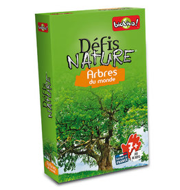 Bioviva Défis Nature / Arbres du monde (FR)