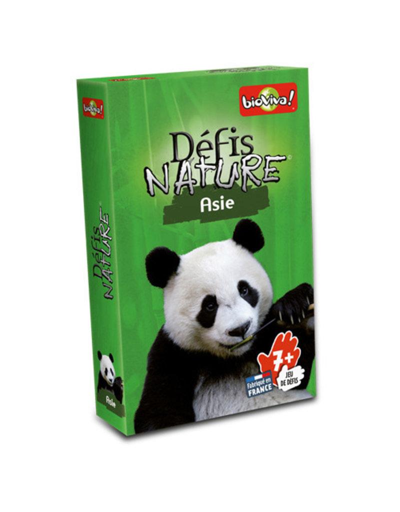 Bioviva Défis Nature / Asie (FR)