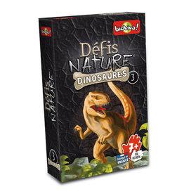 Bioviva Défis Nature / Dinosaures 3 (noir)(FR)