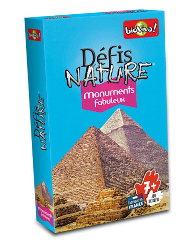 Bioviva Défis Nature / Monuments fabuleux (FR)