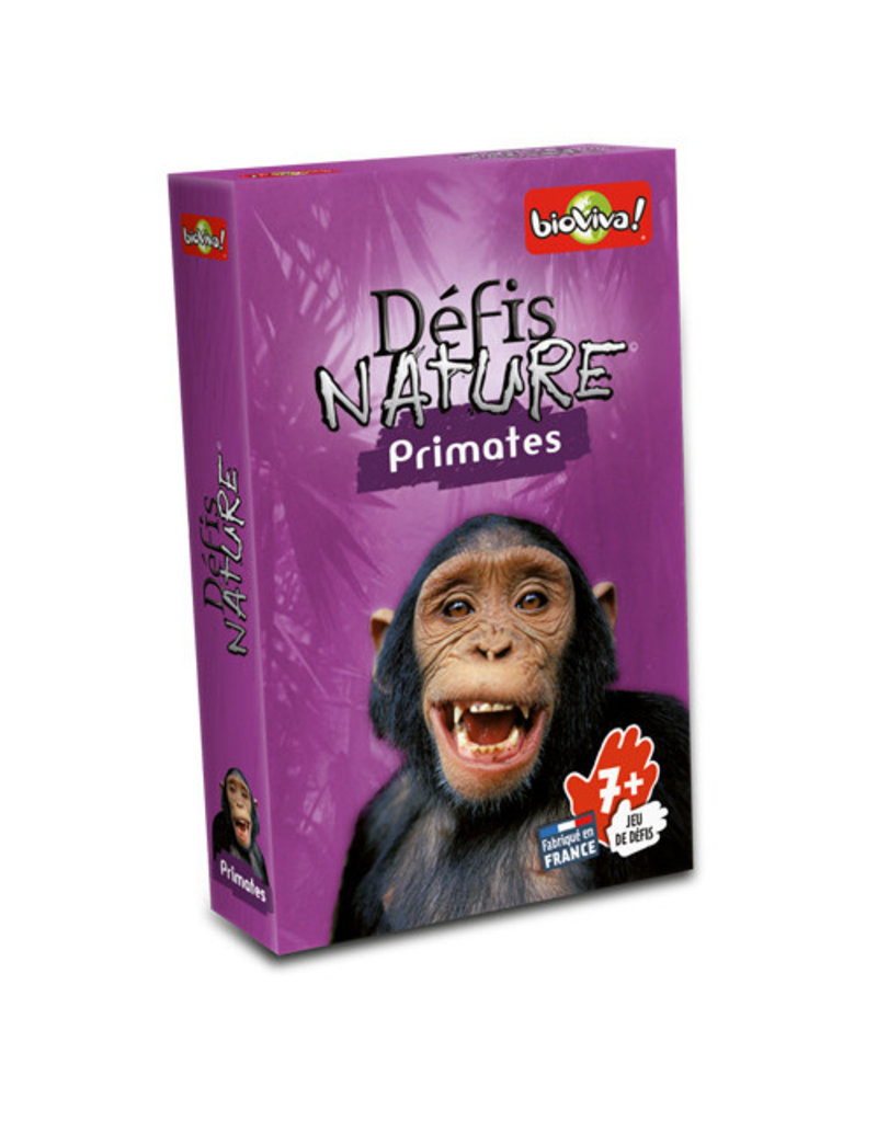 Bioviva Défis Nature / Primates (FR)