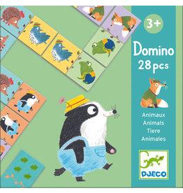 Djeco Domino Animaux