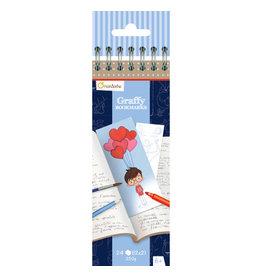 Lamarche Graffy Bookmark - Fête des pères