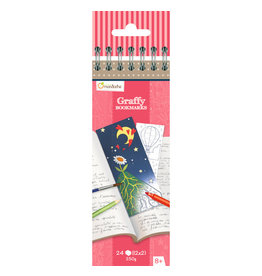 Lamarche Graffy Bookmark - Poésie
