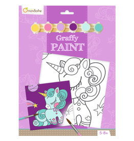 Lamarche Graffy Paint - Licorne