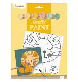 Lamarche Graffy Paint - Lion